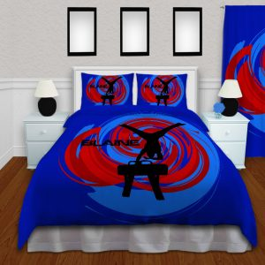 #281_GymnasticsBoy_Bedding_Set