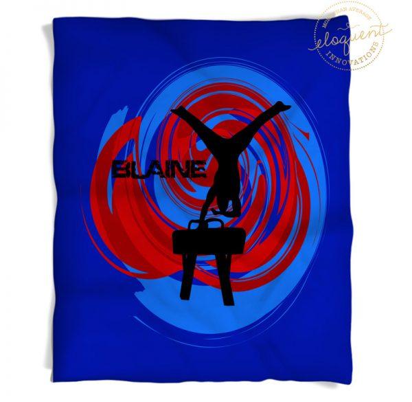 #281_GymnasticsBoy_Blanket