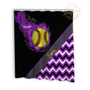 #283_Softball_Shower_Curtains