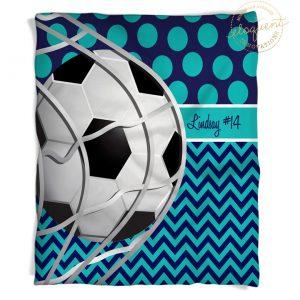#373_Soccer_Blanket