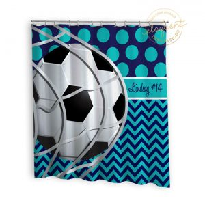 #373_Soccer_Shower_Curtain