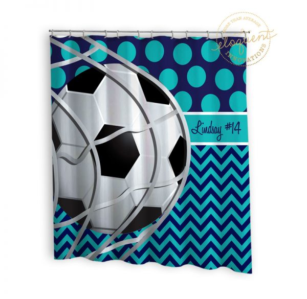 #373_Soccer_Shower_Curtain