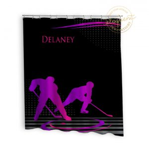 #392_Hockey_Shower_Curtains