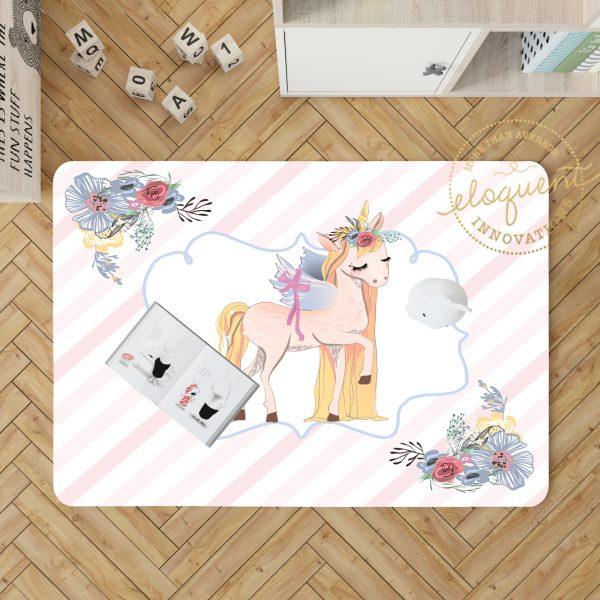 #421_Unicorn Rug