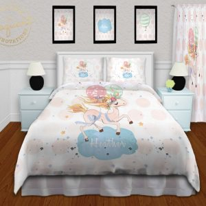 #422_Unicorn_Bedding