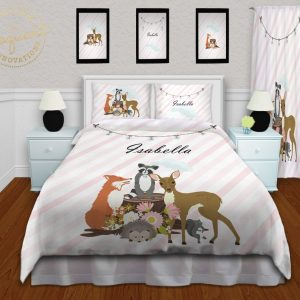 #429_ForrestAnimals_Bedding