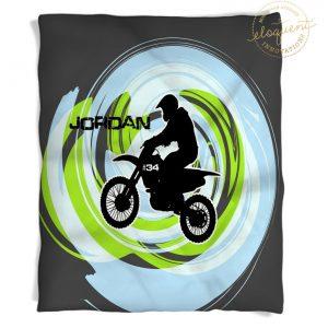 #407_Motocross_Blanket