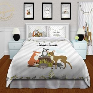 #430_Forest Animal Bedding