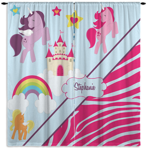 #10_Pony_Zebra_WindowCurtains
