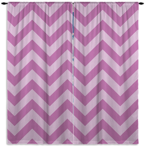 Purple Curtains