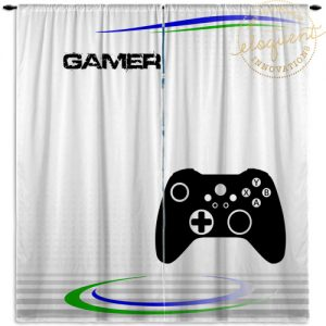 #410_Gamer_Window Curtains