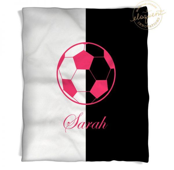 #418_Soccer Blanket