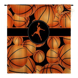 Basketball Window Treatments
