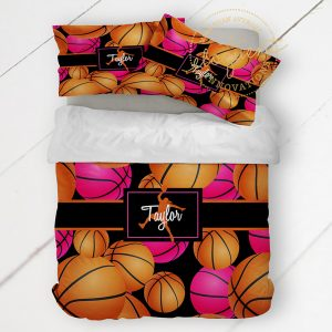 Basketball Bedding Set